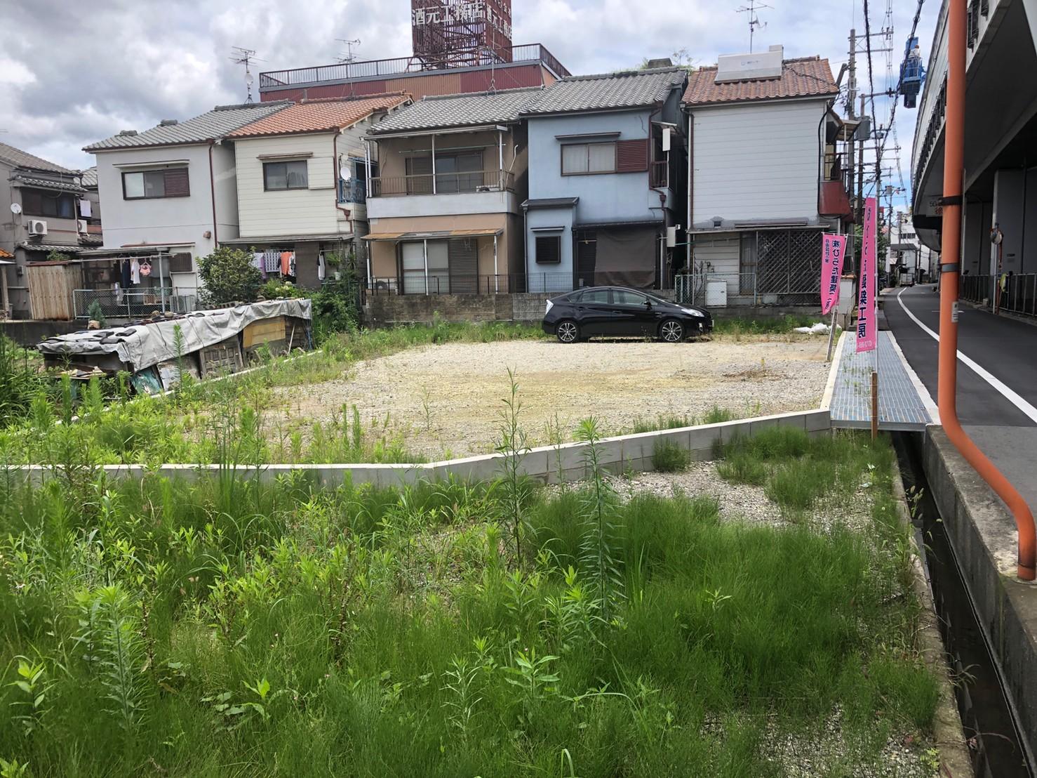 小山6丁目南向き★売土地